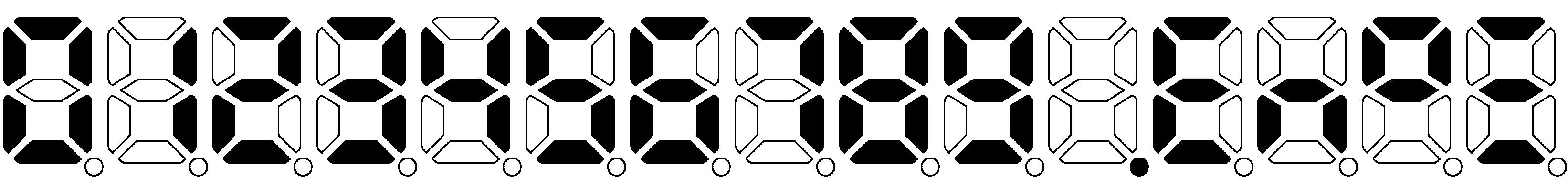 7SegDigits